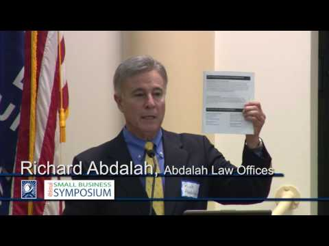 4th Annual Small Business Symposium, 2016
