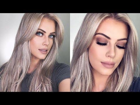 Everyday Glam Makeup | Chloe Boucher thumbnail
