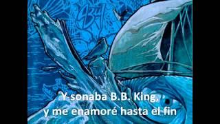Los Piojos - El rey del Blues (B.B. King) (Con letra)