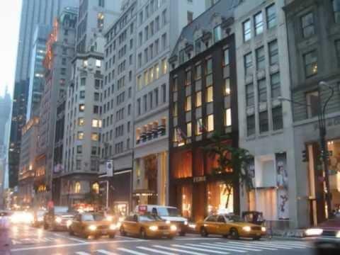 Wandering in New York City