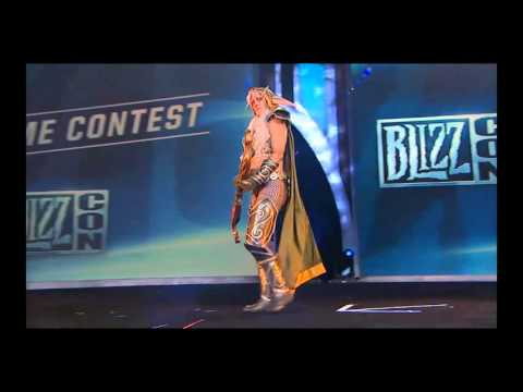 Blizzcon 2015 Costume Contest FULL Length HD