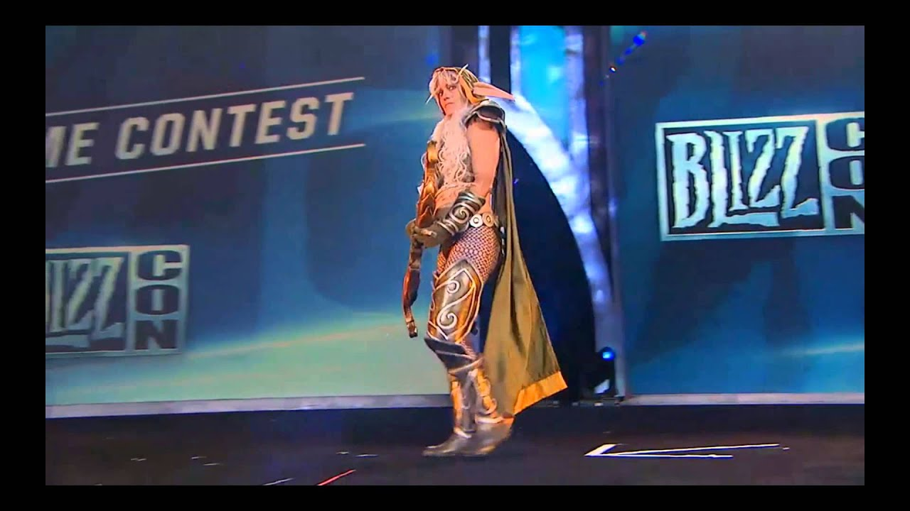 Blizzcon 2015 Costume Contest Full Length Hd Youtube
