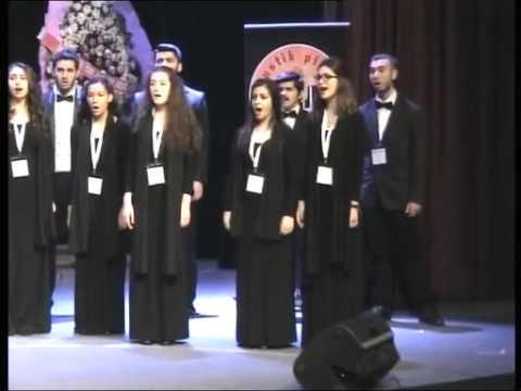 Trilo TRT ISTANBUL GENÇLİK KOROSU Istanbul Radio Choir