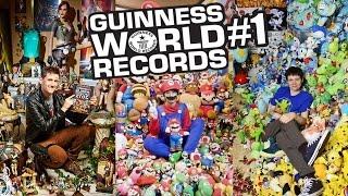 I 20 Collezionisti più assurdi - GUINNESS WORLD RECORDS #1