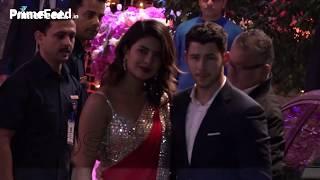 Priyanka Chopra CAUGHT Kissing Bf Nick Jonas At Party