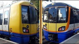 London Overground Class 378