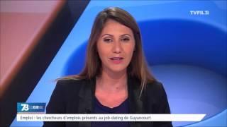 Emploi : les chercheurs d'emplois présents au job-dating de Guyancourt