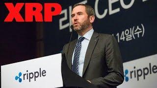 Ripple CEO: XRP & Crypto Won't Hit Mass Adoption Anytime Soon