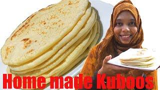 കബസ ഇങങന ഉണടകകയൽ പലററ എപപ കലയയ  Home made Kuboos using Less Ingredients No Oven