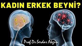 Kadın beyni erkek beyni 10 temel fark Sağlık Videoları Serdar Akgün