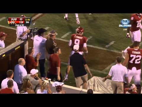 Trevor Knight Highlights 2013-2014