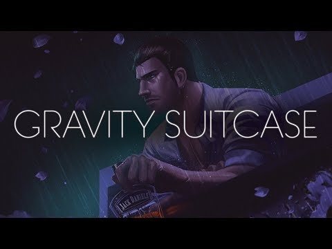 Gravity Suitcase - Been Here Before