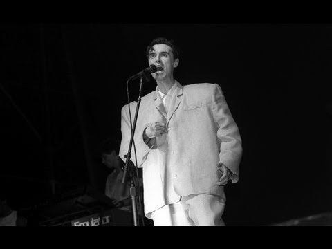 David Byrne on Talking Heads