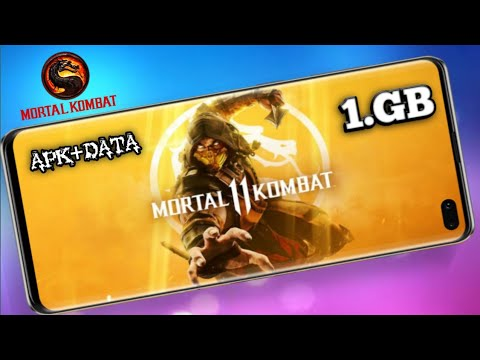 MORTAL KOMBAT 11 GAME DOWNLOAD FOR ANDROID