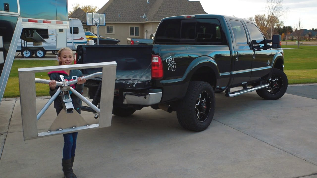 Amazing Aluminum Ultimate 5th Wheel Hitch From Andersen Hitches