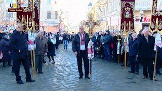 Предстоятель Православної церкви України Епіфаній відвідав Буковину