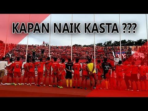 Bukti Cinta Deltamania Untuk Deltras. Match Ambience Deltras Vs Surabaya Muda (22/4)