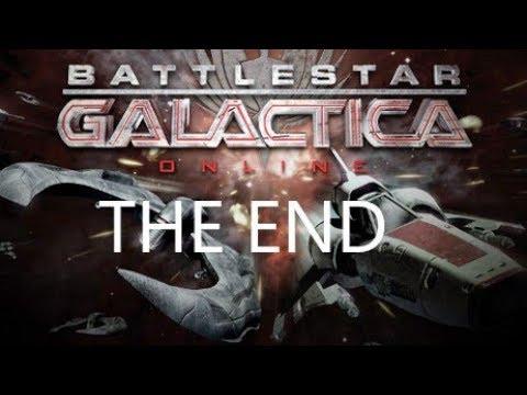 The End Of Battlestar Galactica Online (BSGO)