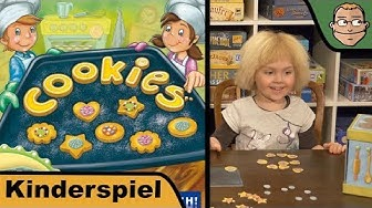 Cookies - Kinderspiel - Review