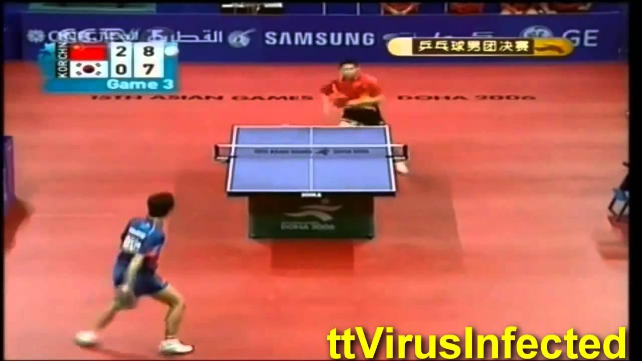 Asian Games 2006: Chen Qi - Joo Se Hyuk