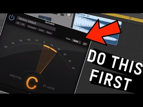 How to TUNE your 808s