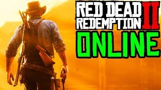 RED DEAD ONLINE HUNTING and MISSIONS  \\ RED DEAD REDEMPTION 2 ONLINE FREE ROAM