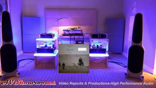 Einstein Audio, TechDAS AF1, Audiomachina, Graham, THE Show Newport award winner