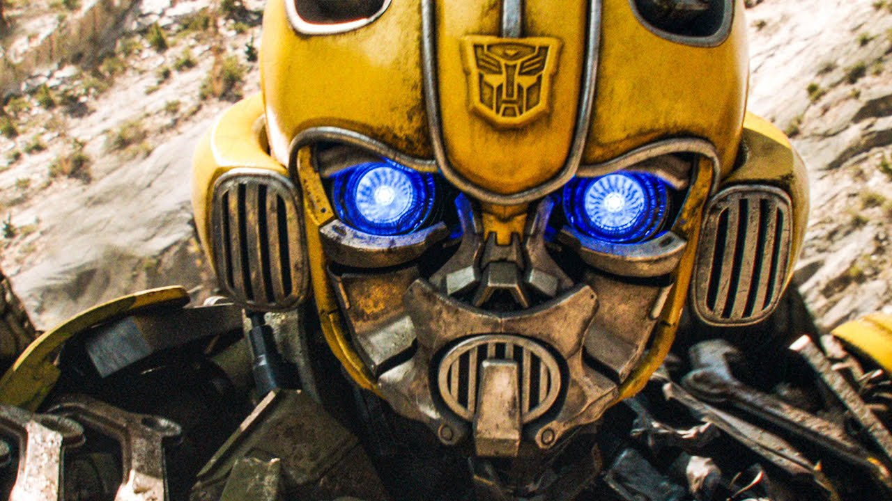bumblebee all movie clips