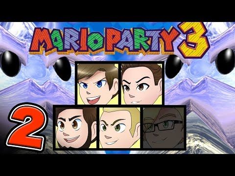 Mario Party 3: Boulder Ball - EPISODE 2 - Friends Without Benefits