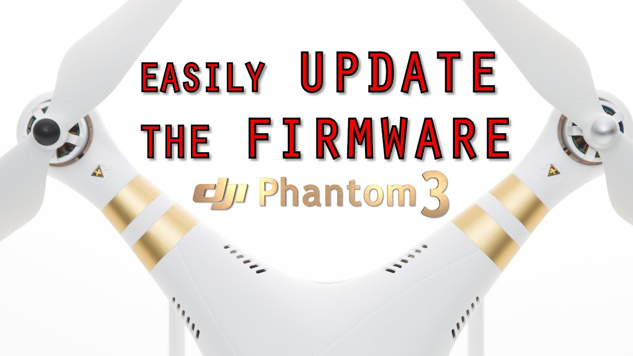 dji phantom 3 professional firmware description
