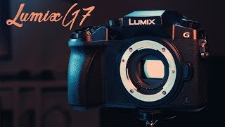 lumix G7 : Top 10 Things I love !! (2019)