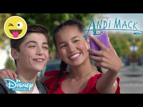 Andi Mack | Season 2 Episode 11 First 5 Minutes | Official Disney Channel UK