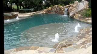 Dolce Pools - Custom Swimming Pool Builder In Dallas Fort Worth Tx