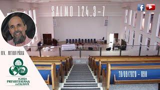 Reflexão: Salmo 124.3-7 - IPT