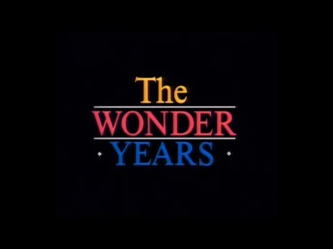 The Wonder Years Season 2 Opening and Closing Credits and Theme Song