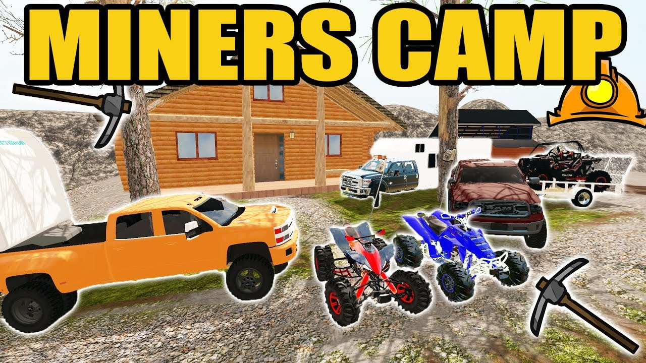 farming-simulator-2017-gold-miners-camping-getting-tents-campers-set-up-multiplayer