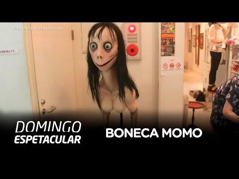 Entenda os fatos e boatos sobre a aparição da boneca Momo em vídeos infantis