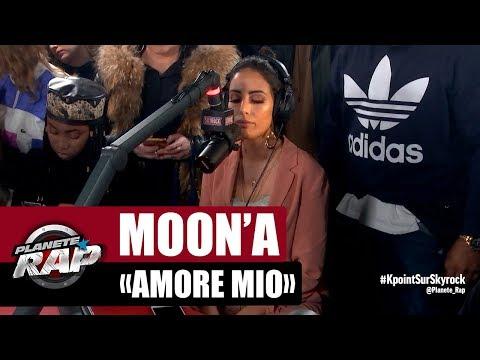 Youtube: Moon'a«Amore Mio» #PlanèteRap
