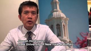 State University of New York, Buffalo - Joseph Hindrawan