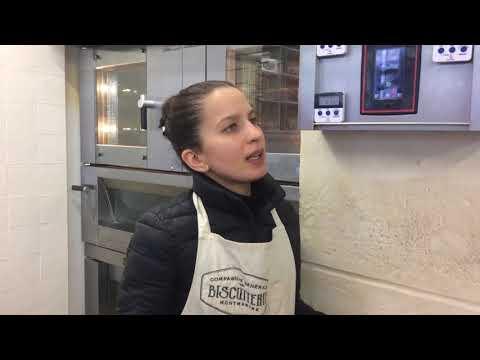 Reportage sur la Compagnie Générale de Biscuiterie
