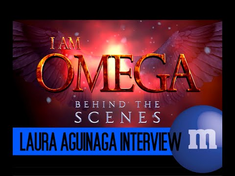 New INTERVIEW with LAURA AGUINAGA actress - I am Omega