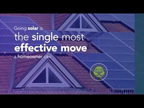 Clean Energy - The Viridian Solar Opportunity
