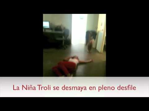 El verdadero video de la Niña Trolyy...