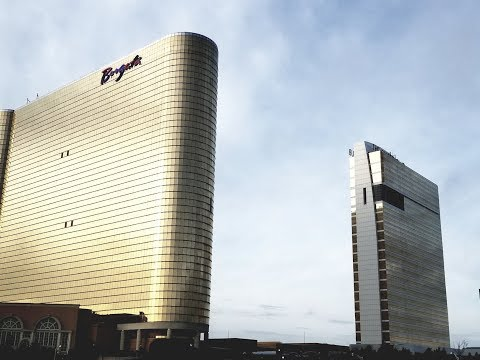 Borgata / The Water Club Atlantic City NJ (Otis / Schindler Elevators & Escalators)