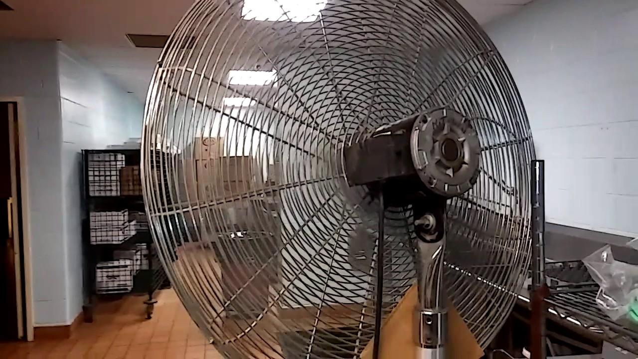 Nova 30 Inch Commercial Industrial Stand Fan