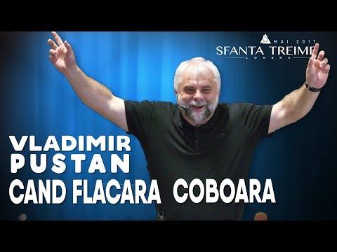 Când flacara coboară - Vladimir Pustan • Biserica Sfânta Treime - Londra • Mai 2017