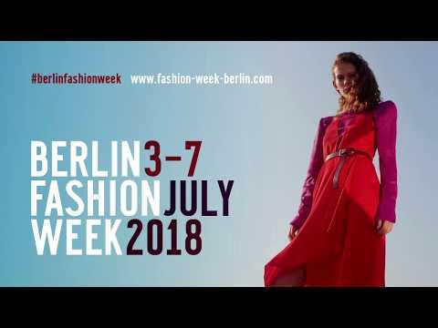 Trailer Berlin Fashion Week July 2018