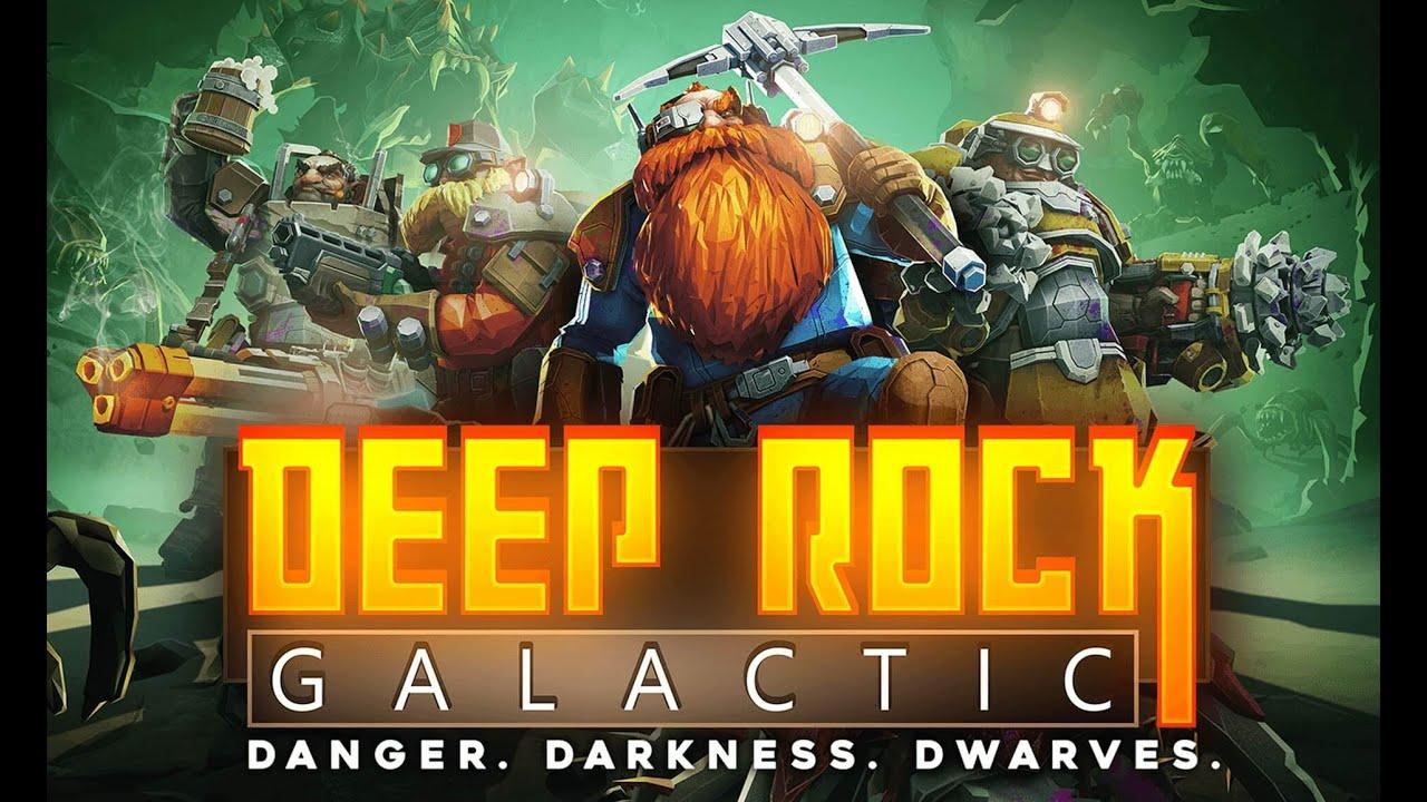[Deep Rock Galactic] Dwarves and Pest Control