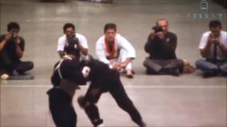 Единственное видео реального боя Брюс Ли