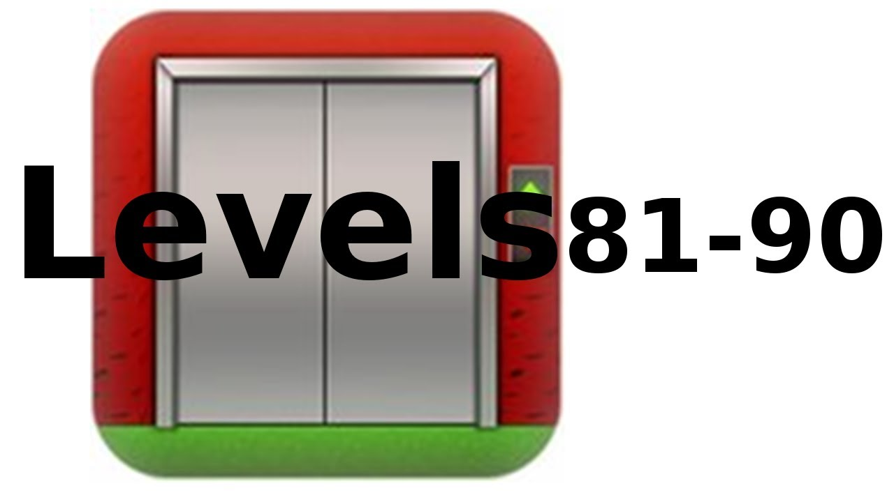 100 Floors Levels 81 To 90 Walkthrough Youtube
